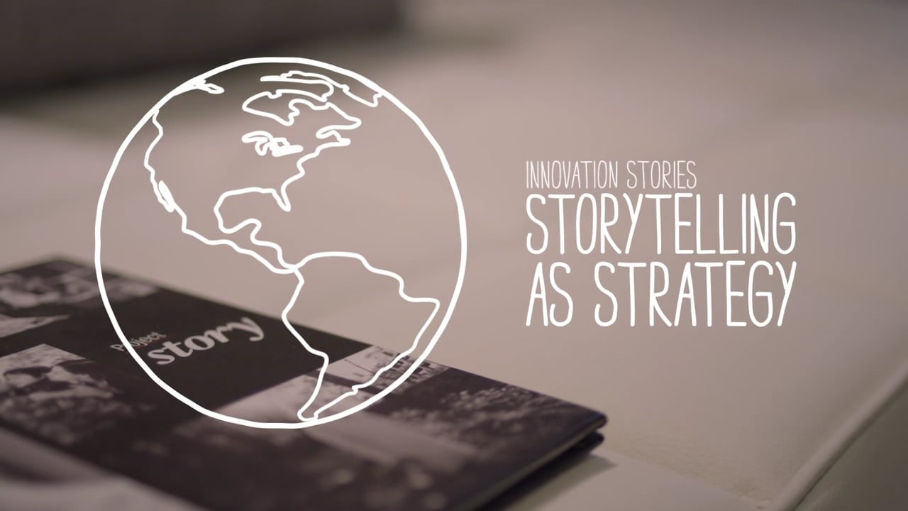 Storytelling as strategy